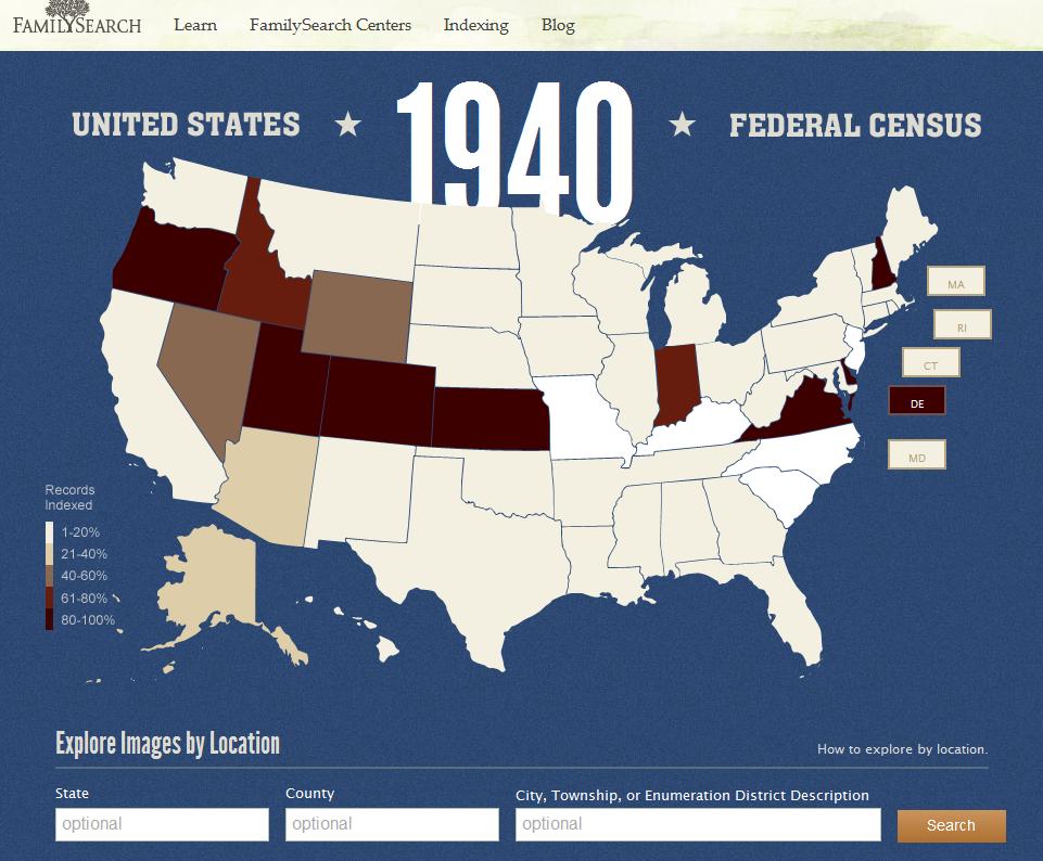 1940 Census – East Baton Rouge Parish Library InfoBlog