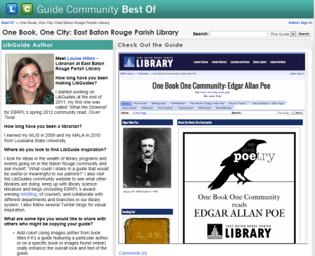 Best of Libguides