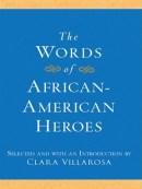 Words of African American Heroes