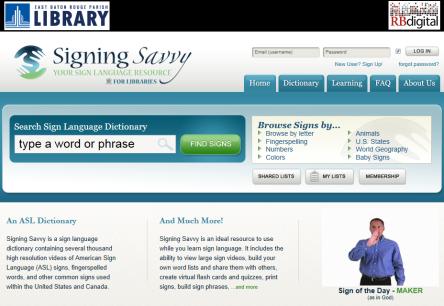 Signing Savvy