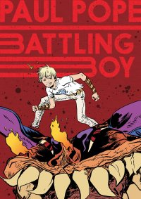 cover image of Battling Boy